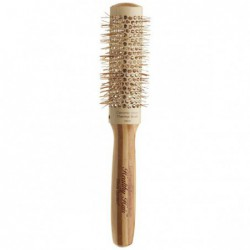 Brosse Bambou ronde 2, ionisée - Distroff