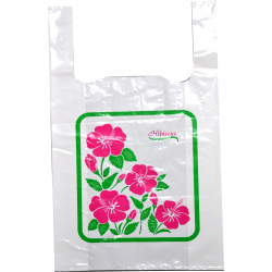 SACS Grand Modèle HIBISCUS - Lot de 200 sacs - Distroff